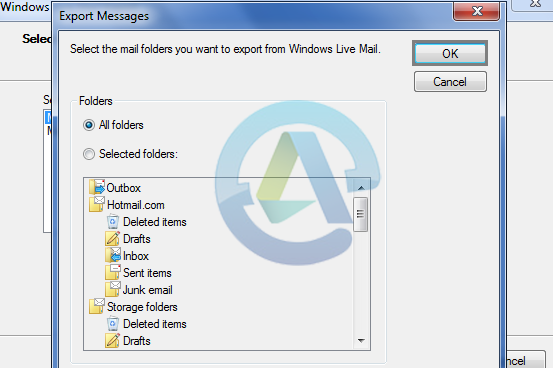 How to Convert EML to PST - Windows Live Mail to Outlook