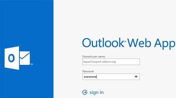 delete email messages in Outlook Web Access